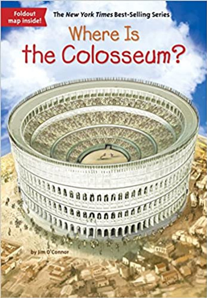 Where Is the Colosseum? (Where Is? Series) Cover