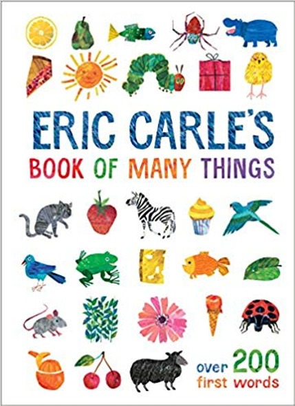 Eric Carle's Book of Many Things ( World of Eric Carle ) Cover