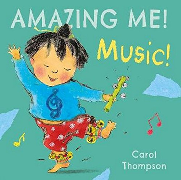 Music (Amazing Me!) Cover