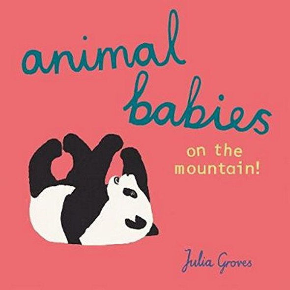 Animal Babies on the Mountain! Cover