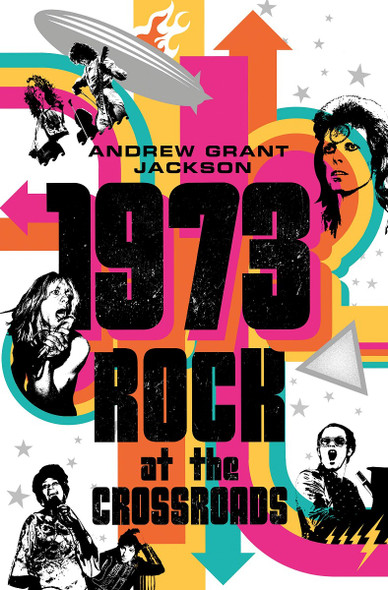 1973: Rock at the Crossroads Cover