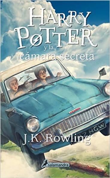Harry Potter y La Camara Secreta (Harry Potter #02) Cover