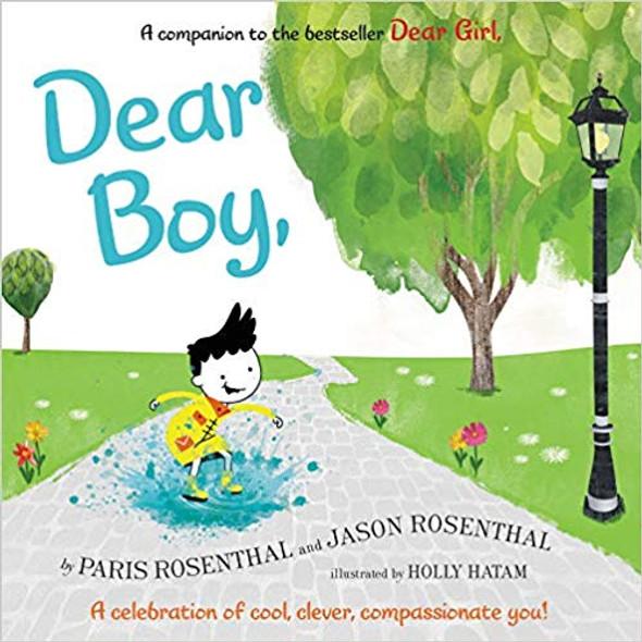 Dear Boy, Cover
