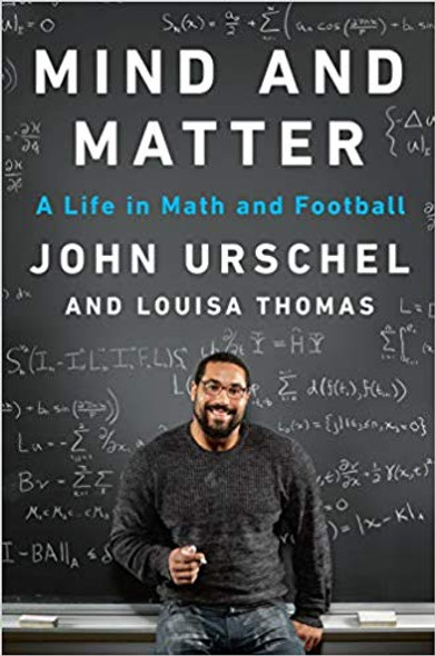 Mind and Matter: A Life in Math and Football Cover