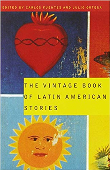 The Vintage Book of Latin American Stories (1ST ed.) Cover