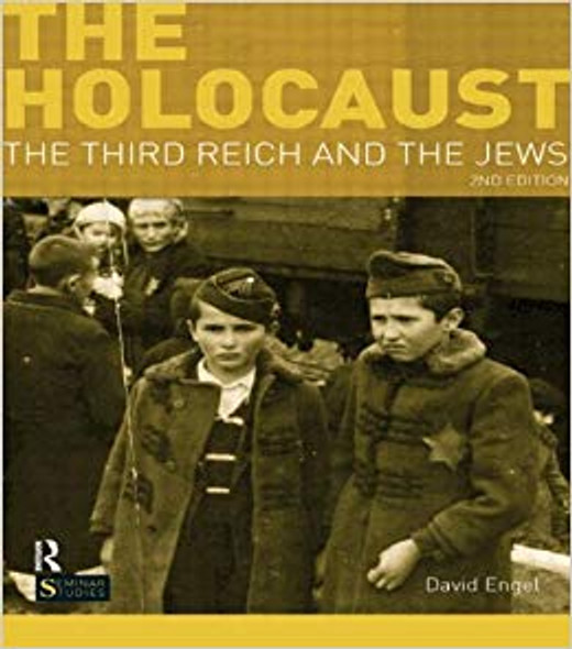 The Holocaust: The Third Reich and the Jews (Seminar Studies) Cover