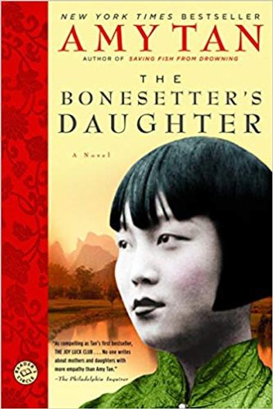The Bonesetter's Daughter ( Ballantine Reader's Circle ) Cover