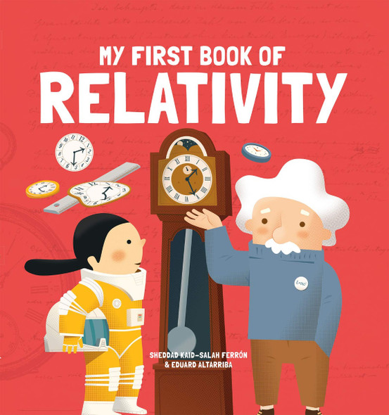 My First Book of Relativity Cover