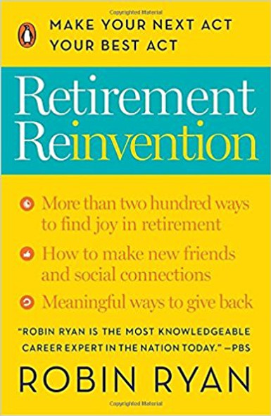 Retirement Reinvention: Make Your Next ACT Your Best ACT Cover