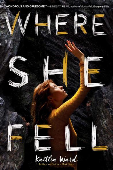 Where She Fell (Point Paperbacks) Cover