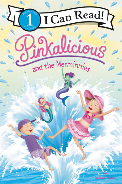 Pinkalicious and the Merminnies (I Can Read Level 1) Cover