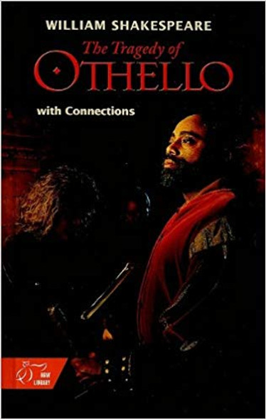 The Tragedy of Othello, High School with Connections Student Text (Holt McDougal Library) Cover