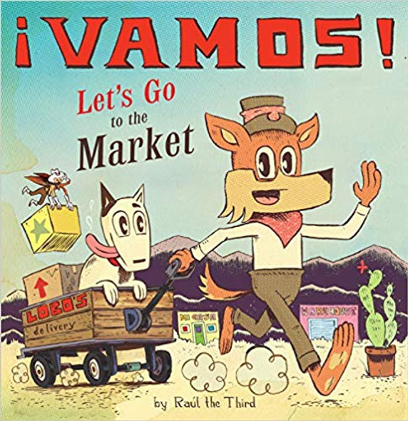 '_Vamos! Let's Go to the Market Cover