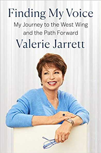 Finding My Voice: My Journey to the West Wing and the Path Forward Cover