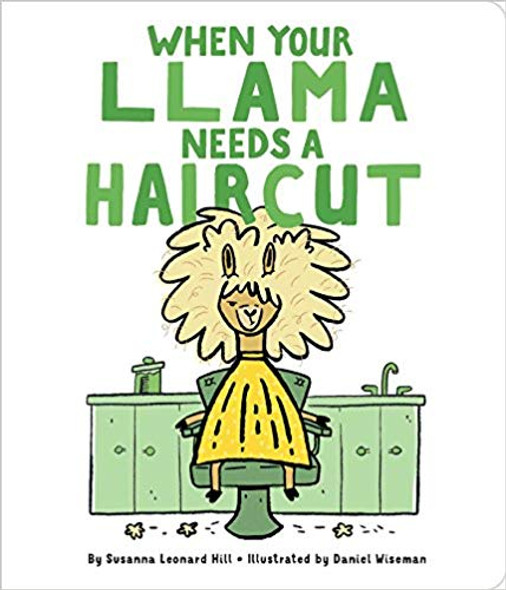When Your Llama Needs a Haircut (When Your...) Cover