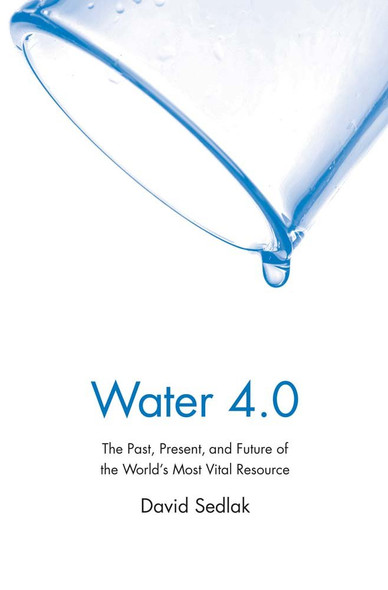 Water 4.0: The Past, Present, and Future of the World's Most Vital Resource Cover