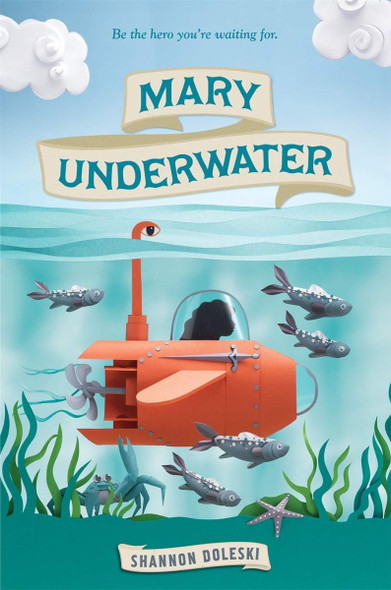 Mary Underwater Cover