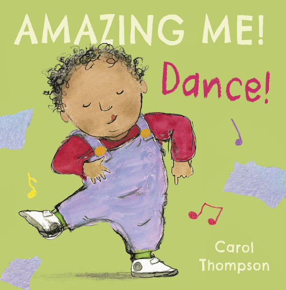 Dance (Amazing Me! #4) Cover