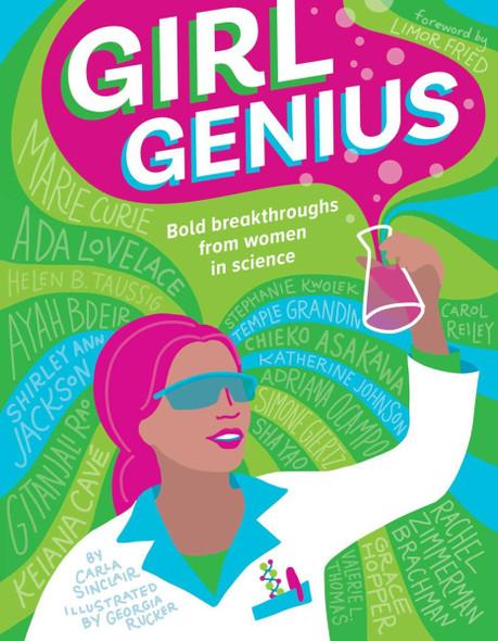 Girl Genius (Generation Girl) Cover