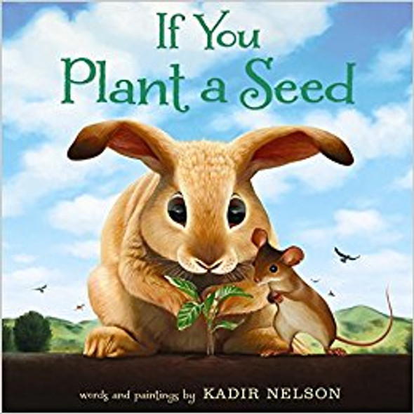 If You Plant a Seed Cover