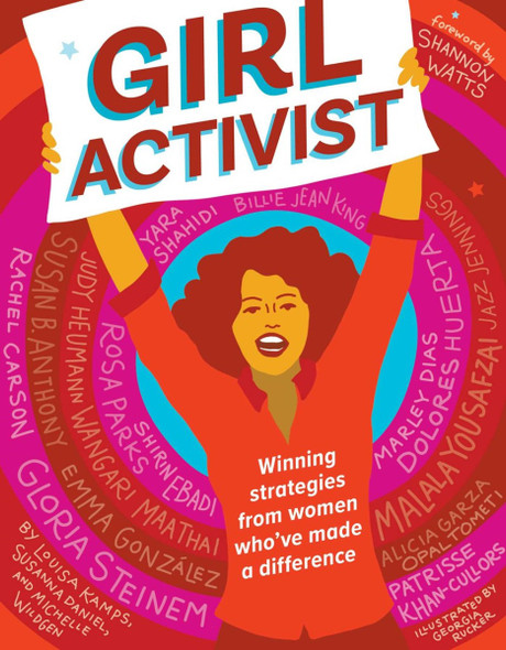 Girl Activist (Generation Girl) Cover