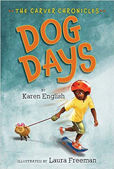 Dog Days (Carver Chronicles) Cover