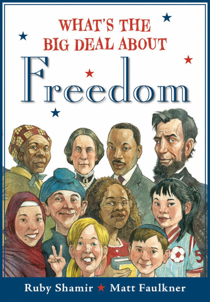What's The Big Deal About Freedom Cover