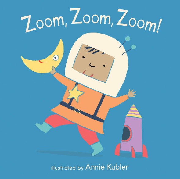 Zoom, Zoom, Zoom! (Baby Board Books) Cover