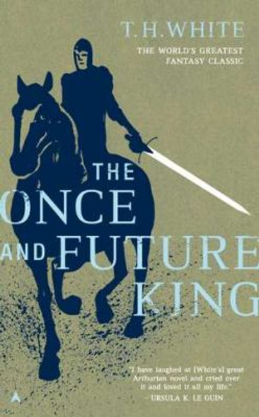 The Once and Future King Cover