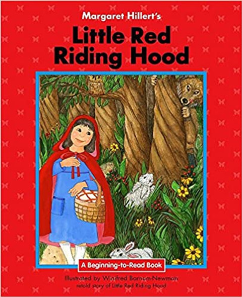 Little Red Riding Hood (Beginning-To-Read) Cover