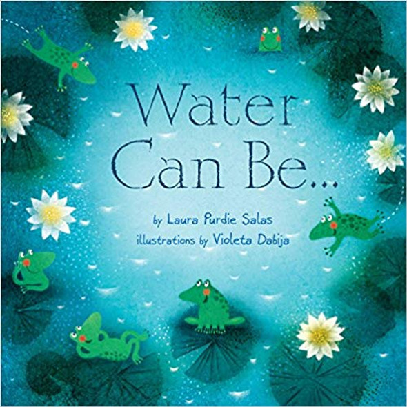Water Can Be... ( Can Be . . . Books ) Cover