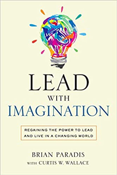 Lead with Imagination Cover