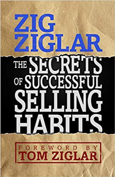 The Secrets of Successful Selling Habits Cover