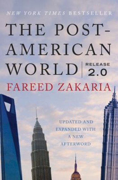 The Post-American World: Release 2. 0 Cover