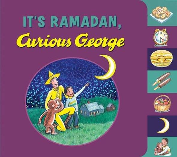 It's Ramadan, Curious George Cover