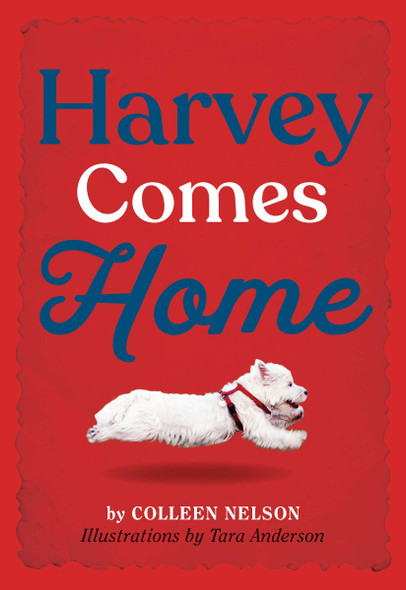 Harvey Comes Home Cover