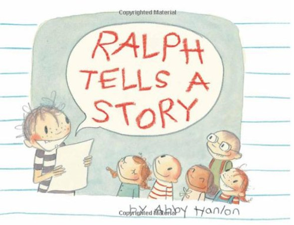 Ralph Tells a Story Cover