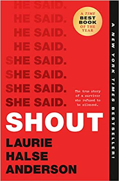 SHOUT Cover