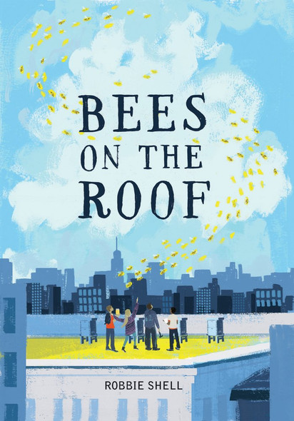 Bees on the Roof (Second Edition) Cover