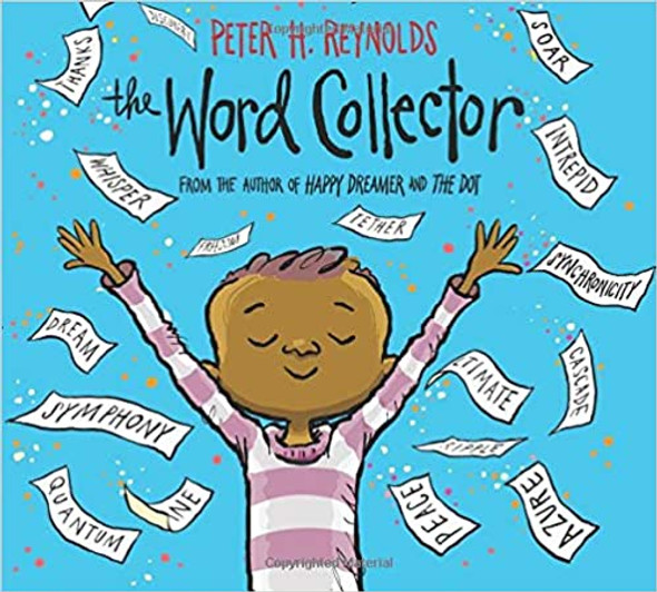 The Word Collector Cover