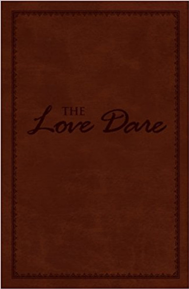 The Love Dare, Leathertouch Cover