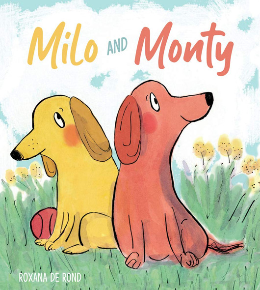 Milo and Monty (Child's Play Library) Cover