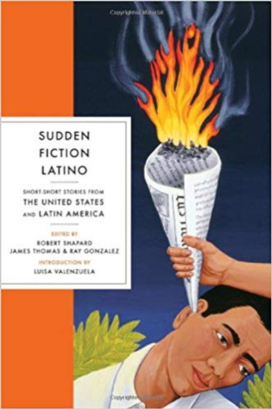 Sudden Fiction Latino: Short-Short Stories from the United States and Latin America Cover