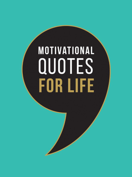 Motivational Quotes for Life Cover