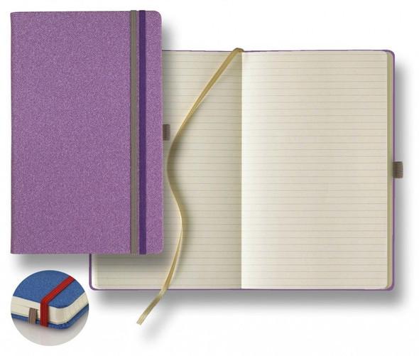 Bi-Band Medium Ivory Journal