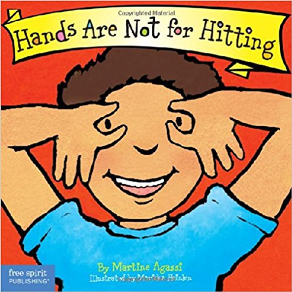 Hands Are Not for Hitting (Board Book) (Best Behavior) Cover