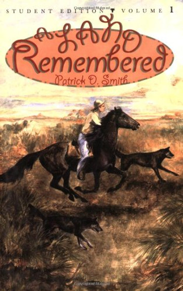 A Land Remembered (Volume 1) Cover
