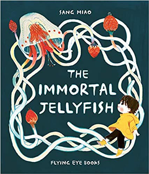 The Immortal Jellyfish Cover
