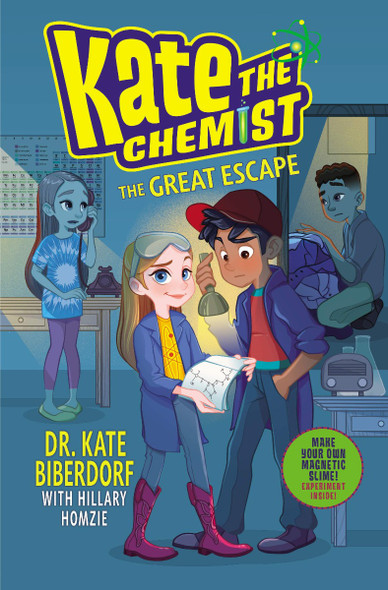 The Great Escape (Kate the Chemist) Cover