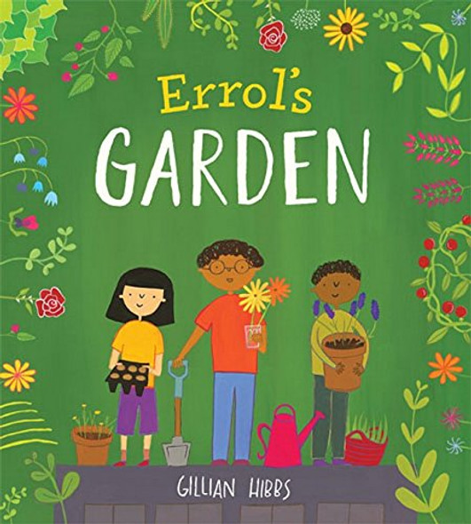 Errol's Garden (Child's Play Library) Cover